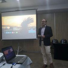 Jaime Nadal, representante do UNFPA Brasil