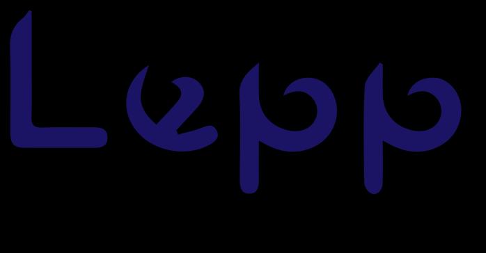 Logo Lepp maior