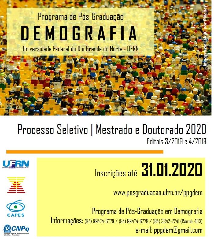 PS PPGDem 2020 Edital Supl wzap